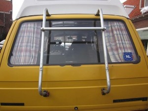raamrand achterklep