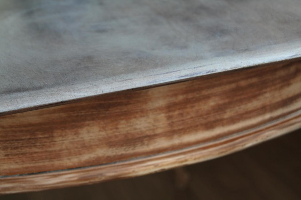 closeup van tafelrand